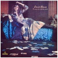 Pozostała muzyka rozrywkowa, The Man Who Sold The World (2015 Remastered) (Vinyl) - David Bowie (Płyta winylowa)