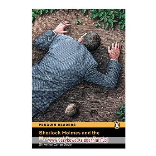 Książki do nauki języka, Sherlock Holmes and the Mystery of Boscombe Pool + MP3. Penguin Readers (opr. miękka)