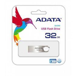 Adata DashDrive UV310 32GB USB 3.1 (srebrny) - produkt w magazynie - szybka wysyłka!