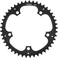 Pozostałe części rowerowe, Shimano Alfine FC-S501 Zębatka rowerowa 1-częściowy, black 45T 2021 Zębatki przednie Przy złożeniu zamówienia do godziny 16 ( od Pon. do Pt., wszystkie metody płatności z wyjątkiem przelewu bankowego), wysyłka odbędzie się tego samego dnia.
