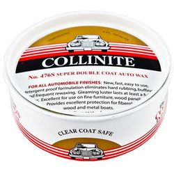 Collinite Super Double Coat Auto Wax 476S - 266g