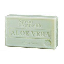 Mydło marsylskie z olejem ze słodkich migdałów - Aloe Vera