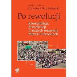 Po rewolucji Konsolidacja demokracji w małych miastach Mława i Szczecinek (opr. miękka)