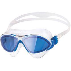 Head Horizon Okulary pływackie niebieski/przezroczysty 2018 Okulary do pływania