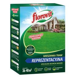 Nasiona traw mieszanka reprezentacyjna 0,9kg Florovit