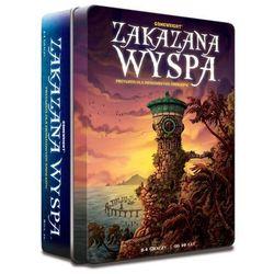 Zakazana Wyspa - gra planszowa - Jeśli zamówisz do 14:00, wyślemy tego samego dnia. Darmowa dostawa, już od 49,90 zł.