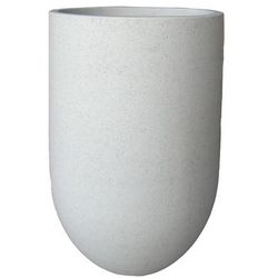 Donica FARO Slim biała 37x54