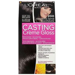 L'Oréal Paris Casting Creme Gloss farba do włosów odcień 525 Black Cherry Chocolate