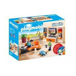 PLAYMOBIL® City Life Pokój dzienny 9267