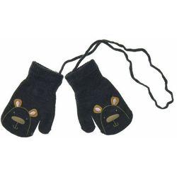 Rękawiczki dla dzieci Scorpio jednopalczaste Miś