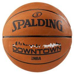 Piłka koszowa Spalding NBA Downtown Outdoor pomarańczowa