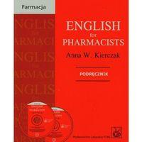 Leksykony techniczne, English for Pharmacists + 2CD (opr. miękka)
