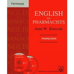 English for Pharmacists + 2CD (opr. miękka)
