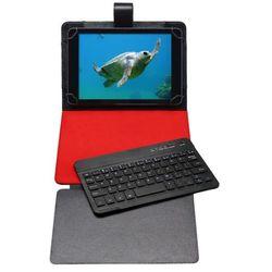 Etui+klawiatura Bluetooth do tabletów 10.1