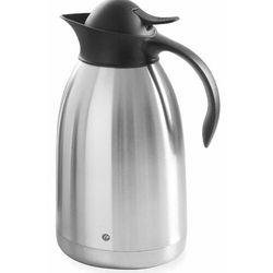 Hendi Termos do kawy z podwójnymi ściankami | stal nierdzewna | różne wymiary | 1 - 2L - kod Product ID