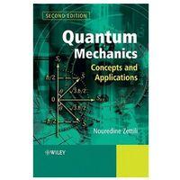 Książki do nauki języka, Quantum Mechanics Concepts and Applications 2e (opr. miękka)