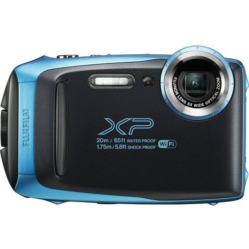 Aparaty kompaktowe, FujiFilm FinePix XP130