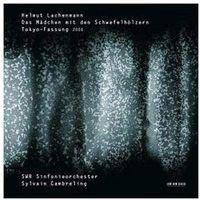 Pozostała muzyka rozrywkowa, DAS MADCHEN MIT DEN SCHWEFELHOLZERN - Lachenmann (Płyta CD)
