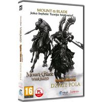 Gry na PC, Mount & Blade Warband Ogniem i Mieczem Dzikie Pola (PC)