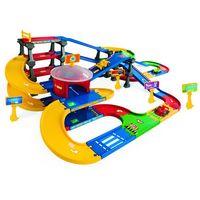 Pozostałe samochody i pojazdy dla dzieci, Kid Cars 3D Multi parking z trasą 9,1 m