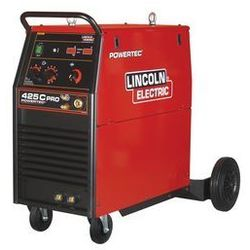Półautomat spawalniczy LINCOLN POWERTEC 425C PRO + UCHWYT 5M - MIGOMAT