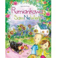 Książki dla dzieci, Rumiankowa. Sam nie wiem ile (opr. twarda)
