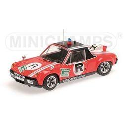 MINICHAMPS Porsche 914/6 ONS R2 1974 - DARMOWA DOSTAWA OD 199 ZŁ!!!