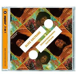 2-1 Impulse Reissue: Lord Of Lords / Universal Conciuusness - Alice Coltrane (Płyta CD)