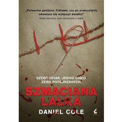 Szmaciana lalka - Daniel Cole (opr. broszurowa)