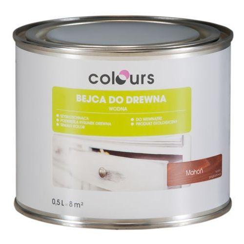 Podkłady i grunty, Bejca Colours mahoń 0,5 l