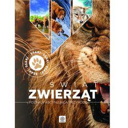 Świat zwierząt - Ssaki - Praca zbiorowa OD 24,99zł DARMOWA DOSTAWA KIOSK RUCHU (opr. twarda)