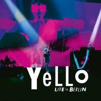 Pozostała muzyka rozrywkowa, YELLO 'LIVE IN BERLIN' (PL) - Yello (Płyta CD)