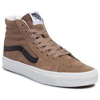 Pozostały skating, Sneakersy VANS - Sk8-Hi VN0A4BV6XKE1 (Suede) Portabella/Tr Wht