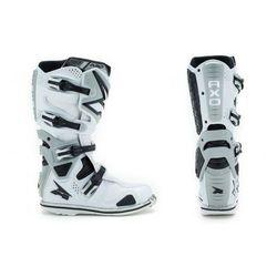 Buty crossowe AXO A2 białe