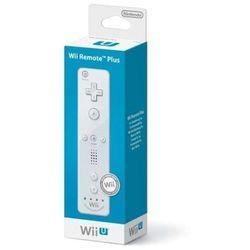 Nintendo Wii Remote Plus - White - Gamepad - Nintendo Wii U