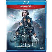 Filmy fantasy i s-f, Łotr 1. Gwiezdne wojny – historie 3D (Blu-ray) - Gareth Edwards
