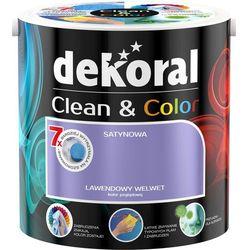 Farba Dekoral Clean&Color