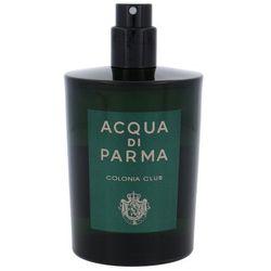 Acqua di Parma Colonia Club woda kolońska 100 ml tester unisex