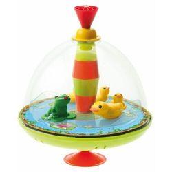 Bączek grający Rodzina kaczuszek z żabką (52130). od 18 miesięcy