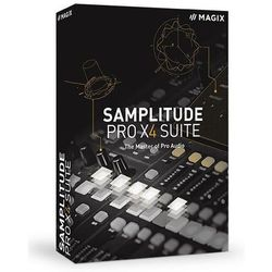 Samplitude Pro X4 Suite - Box - EN - Certyfikaty Rzetelna Firma i Adobe Gold Reseller