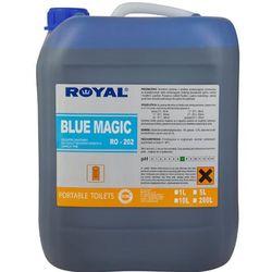 Płyn do toalet chemicznych RO-202 Blue Magic 10 litrów