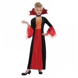 Kostium Gotycka Księżniczka dla dziewczynki - 8/10 lat (134) Halloween 20 (-10%)