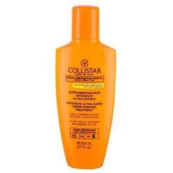 Collistar Sun Protection krem do opalania SPF 6 (Intensive Ultra-Rapid Supertanning Treatment) 200 ml