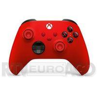 Akcesoria do Xbox 360, Microsoft Xbox Series Kontroler bezprzewodowy (pulse red)