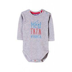 Body niemowlęce z długim rękawem 5T3510 Oferta ważna tylko do 2019-10-08
