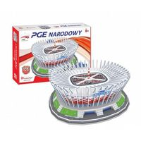 Puzzle, Puzzle 3D Stadion Narodowy 105 elementów