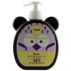 Naturalne Mydło do Rąk dla Dzieci - Jaśmin - 400ml marki Yope