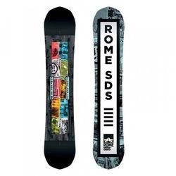 Deska snowboardowa rome black jack 2020