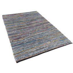 Dywan bawełniany 140 x 200 cm wielokolorowy ALANYA