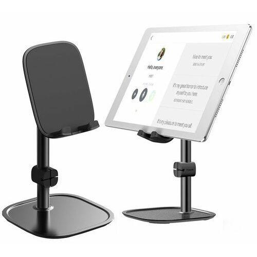 Podstawki pod tablety, Baseus Literary | Uchwyt stojak podstawka na telefon / tablet na biurko | czarny